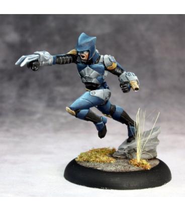 Chronoscope (Super Heroes): Shadow Talon (painted by Martin Jones)