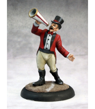 Chronoscope: Circus Ringmaster (painted by Martin Jones)