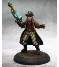 Chronoscope (Chronotech): Dr Charles Bennet, Steampunk Hero (painted by Martin Jones)