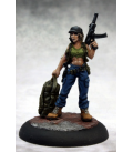 Chronoscope (Survivors): Evie, Post-Apocalyptic Heroine (painted by Martin Jones)