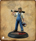 Chronoscope (Survivors): Billy Joe, Zombie Hunter (painted by Martin Jones)