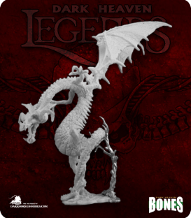 Dark Heaven Legends Bones: Verocithrax