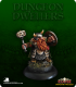 Dungeon Dwellers: Borin Ironbrow, Dwarf Adventurer