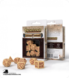 Pathfinder: Ironfang Invasion Polyhedral Dice Set (7)