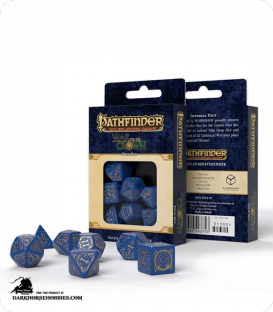 Pathfinder: War for the Crown Polyhedral Dice Set (7)