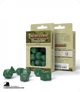Pathfinder: Kingmaker Polyhedral Dice Set (7)
