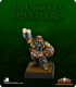 Dungeon Dwellers: Jalarak Leadbarrels, Dwarf Brewmaster