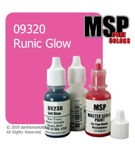 Master Series Paint: Core Colors - 09320 Runic Glow (1/2 oz)