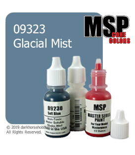 Master Series Paint: Core Colors - 09323 Glacial Mist (1/2 oz)