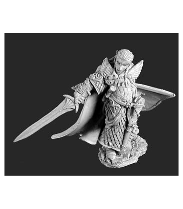 Dark Heaven Legends: Turanil, Elf Paladin