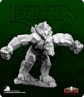 Dark Heaven Legends: Crystal Golem
