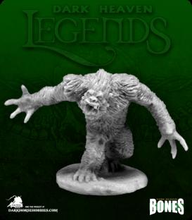 Dark Heaven Legends Bones: Yeti Shredder