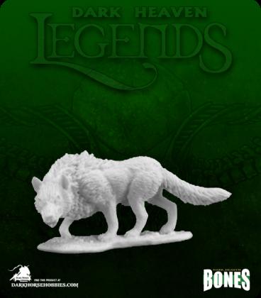Dark Heaven Legends Bones: Warg