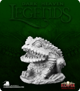 Dark Heaven Legends: Ice Toad