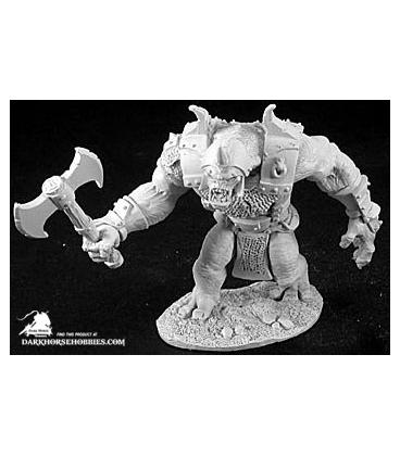 Dark Heaven Legends: Mountain Troll