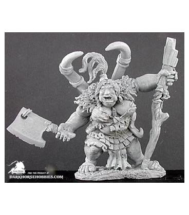 Dark Heaven Legends: Talanka, Ogre Shamanesse