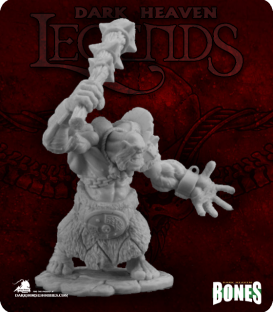 Dark Heaven Legends Bones: Krug, Hill Giant