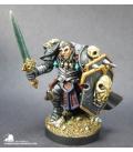 Dark Heaven Legends: Thurion, Blackguard (painted by Carrero Arts)