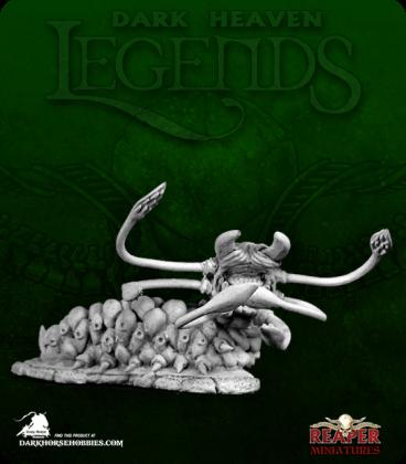 Dark Heaven Legends: Charnel Grub