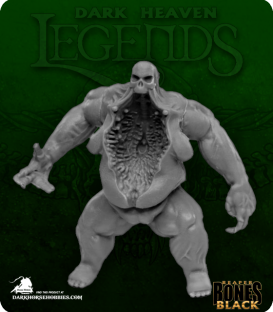 Dark Heaven Bones Black: Dreadmere - Maggotcrown Bonesack