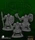 Dark Heaven Bones Black: Dreadmere - Maggotcrown Men-at-Arms