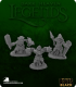 Dark Heaven Bones Black: Bloodstone Gnome Warriors