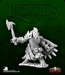 Dark Heaven Legends: Bloodmane, Gnoll Champion