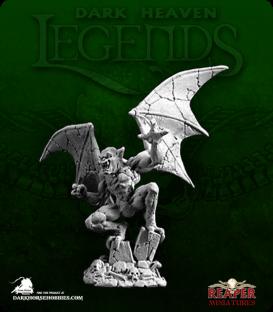 Dark Heaven Legends: Gargoyle V