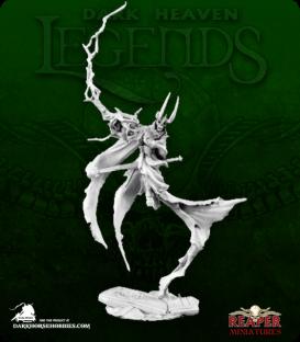 Dark Heaven Legends: Moandain, Arch Lich