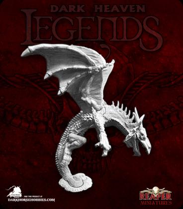 Dark Heaven Legends: Guardian Dragon