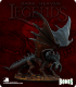 Dark Heaven Legends Bones: Ebonwrath Dragon