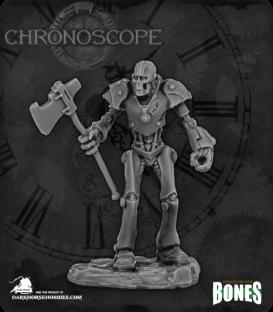 Chronoscope Bones (Wild West): Wizard of Oz, Tin Man