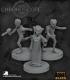 Chronoscope Bones Black: Alien Overlords