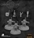 Chronoscope Bones Black: Toolbots