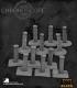 Chronoscope Bones Black: Bollards