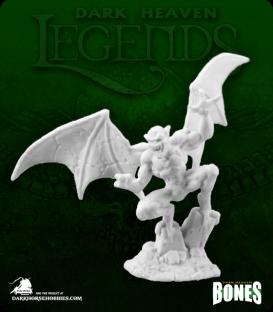 Dark Heaven Legends Bones: Mortar, Gargoyle