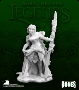 Dark Heaven Legends Bones: Devona, Female Wizard