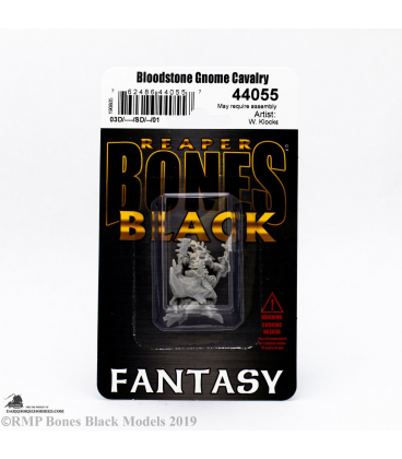 Dark Heaven Bones Black: Bloodstone Gnome Cavalry