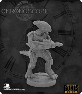 Chronoscope Bones Black: Bloodcrest Sharpshooter