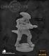 Chronoscope Bones Black: Bloodcrest Sharpshooter