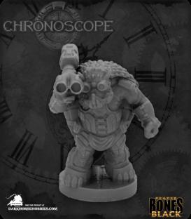 Chronoscope Bones Black: Armorback Demolitionist