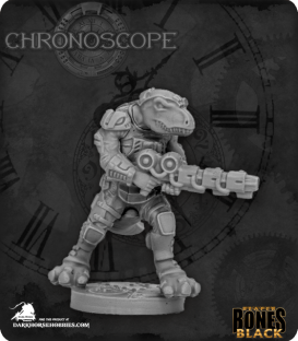 Chronoscope Bones Black: Blacktooth Suppressor