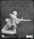 Pathfinder Bones Miniatures: Valeros, Iconic Fighter