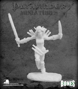 Pathfinder Bones Miniatures: Merisiel, Iconic Elf Rogue
