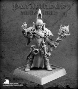 Pathfinder Miniatures: Barzillai Thrune