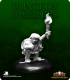 Dungeon Dwellers: Gus Greenweavil, Halfling Henchman