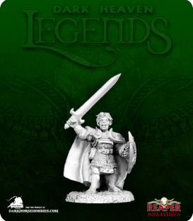 Dark Heaven Legends: Dobbin, Halfling
