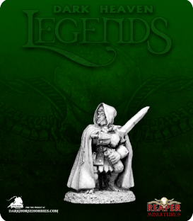 Dark Heaven Legends: Fitch, Halfling