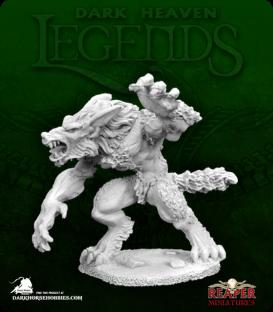 Dark Heaven Legends: Jean Paul, Werewolf