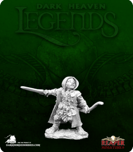Dark Heaven Legends: Woody, Halfling Ranger